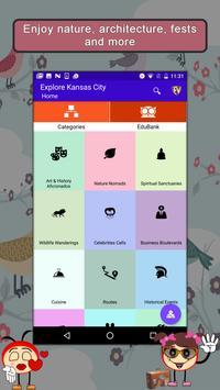 Kansas City- Travel & Explore poster