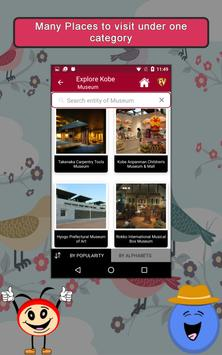 Kobe- Travel & Explore apk screenshot