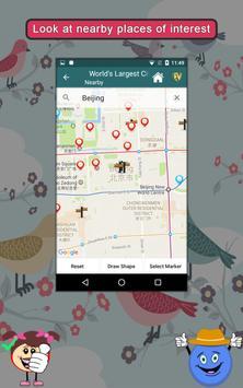 Largest Cities SMART Guide apk screenshot
