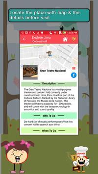 Lima- Travel & Explore apk screenshot