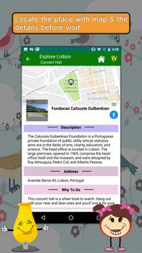 Lisbon- Travel & Explore apk screenshot