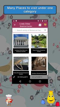 Lively Cities SMART Guide apk screenshot