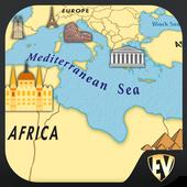 Mediterranean Countries Guide icon