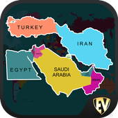 Middle East SMART Guide icon
