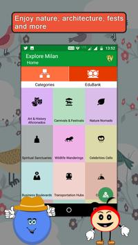 Milan- Travel & Explore poster