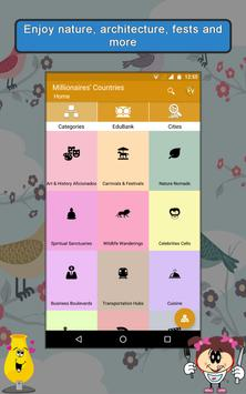 Millionaires Country SMART App screenshot 7