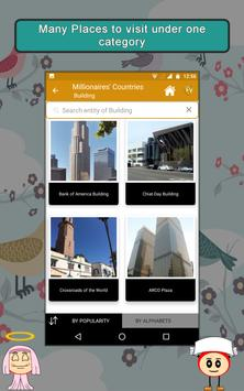 Millionaires Country SMART App screenshot 9