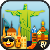 Cities Must Visited Guide icon