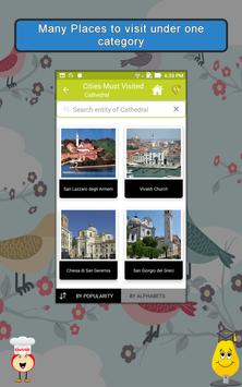 Cities Must Visited Guide apk screenshot