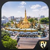 Myanmar- Travel & Explore icon