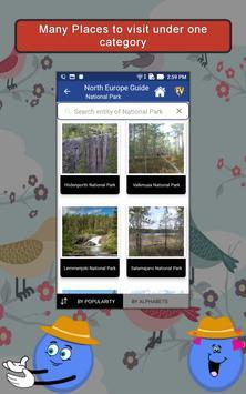 North Europe SMART Guide screenshot 10