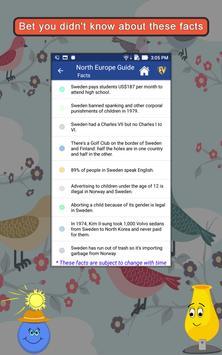 North Europe SMART Guide screenshot 23