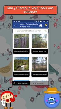 North Europe SMART Guide screenshot 2