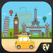Famous European Countries App icon