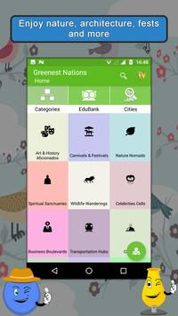 Green Countries SMART Guide poster