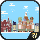 Russia- Travel & Explore icon
