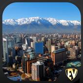 Explore Santiago SMART  Guide icon