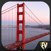 San Francisco- Travel & Explore icon