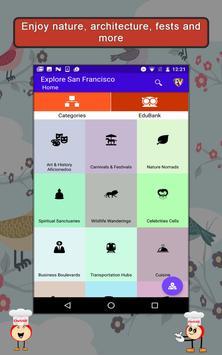 San Francisco- Travel & Explore apk screenshot