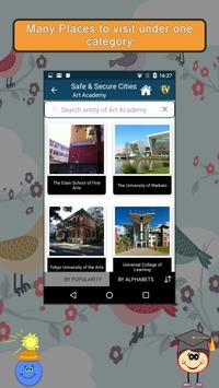 Safe & Secure Cities SMART App apk screenshot