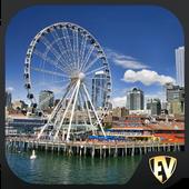 Seattle- Travel & Explore icon