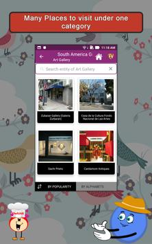 South America SMART Guide apk screenshot