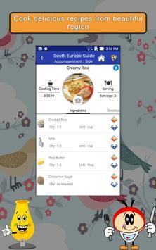 South Europe SMART Guide apk screenshot