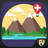 Switzerland- Travel & Explore icon