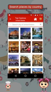 Casino Planet- Travel & Explore apk screenshot