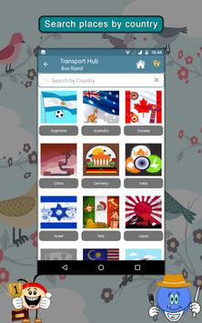 Famous Transport Hubs- Travel & Explore apk screenshot