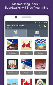 Famous Piers & Boardwalks- Travel & Explore screenshot 7
