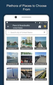 Famous Piers & Boardwalks- Travel & Explore screenshot 8
