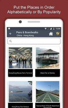 Famous Piers & Boardwalks- Travel & Explore screenshot 10
