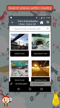 Famous Piers & Boardwalks- Travel & Explore apk screenshot