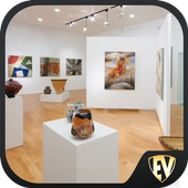 World Famous Art Galleries- Travel & Explore icon