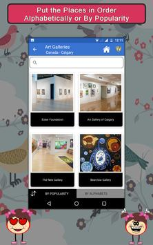 World Famous Art Galleries- Travel & Explore screenshot 10