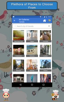 World Famous Art Galleries- Travel & Explore screenshot 8