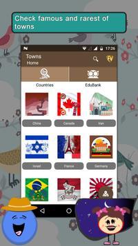 Famous Towns- Travel & Explore apk screenshot