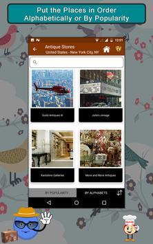Famous Antique Shops- Travel & Explore screenshot 10
