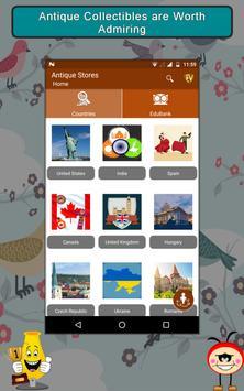 Famous Antique Shops- Travel & Explore screenshot 14