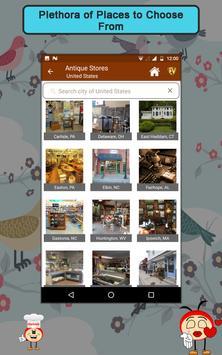 Famous Antique Shops- Travel & Explore screenshot 15
