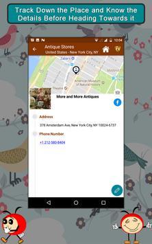 Famous Antique Shops- Travel & Explore screenshot 16