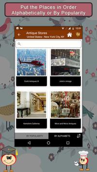 Famous Antique Shops- Travel & Explore screenshot 3