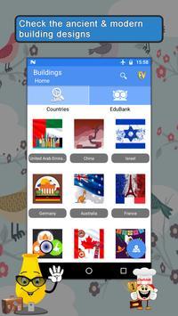 Buildings Worldwide- Travel & Explore poster