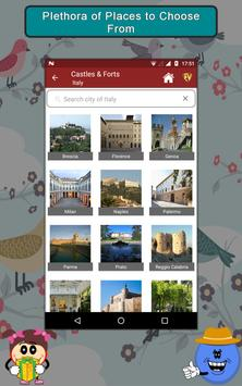 World Famous Castles & Forts- Travel & Explore screenshot 15