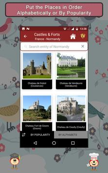 World Famous Castles & Forts- Travel & Explore screenshot 10