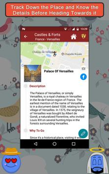 World Famous Castles & Forts- Travel & Explore screenshot 9
