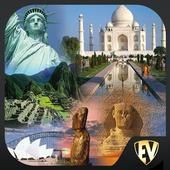 World Famous Landmarks- Travel & Explore icon