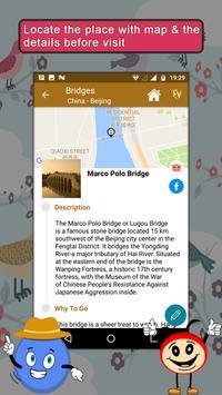 World Famous Bridges- Travel & Explore apk screenshot