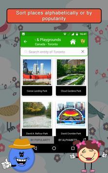 Famous Gardens & Playgrounds- Travel & Explore apk screenshot